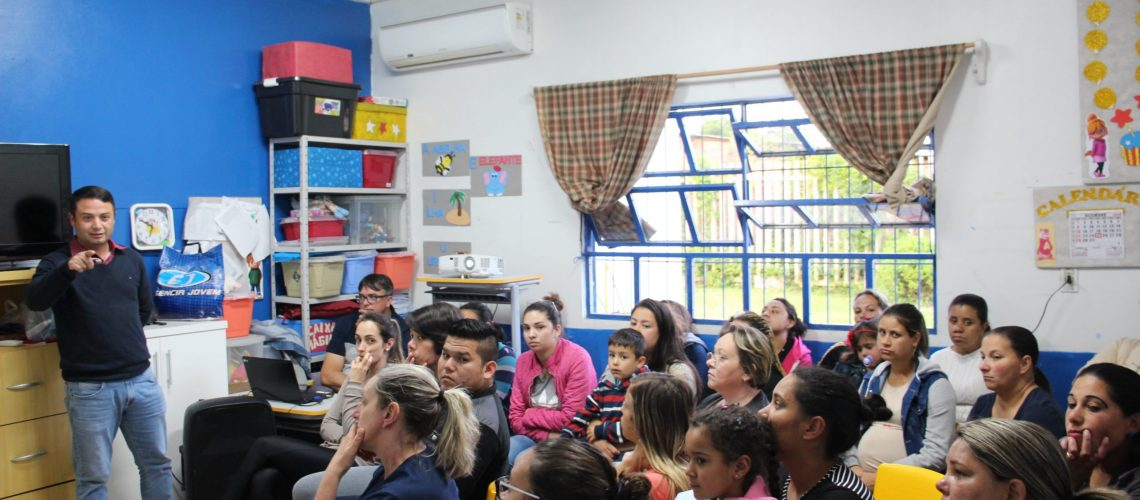 Escola Corália Schaffer 1