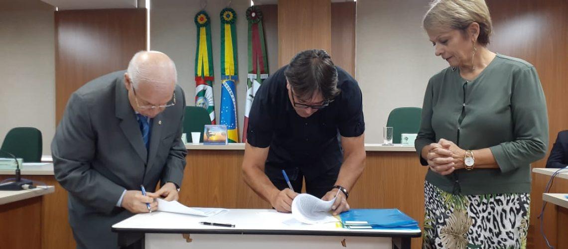 Junta Comercial Assinatura Alvaro